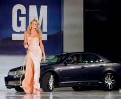 The new GM: without or without hot chicks?